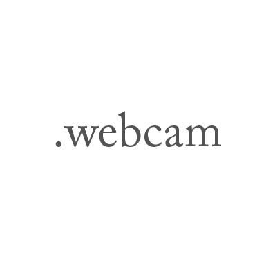 Top-Level-Domain .webcam