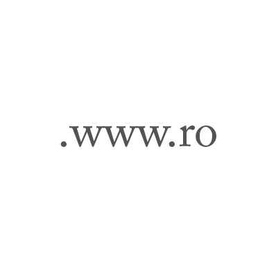 Top-Level-Domain .www.ro